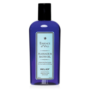 Relief Massage & Bath Oil