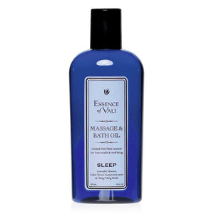 Sleep Massage And Bath Oil