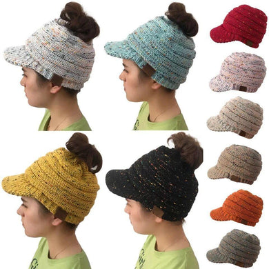 Wholesale Women CC Caps CC Hat  Girls Winter Warm Hats - All Colors