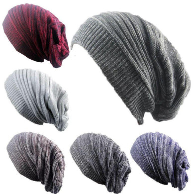 Wholesale Winter Warm Hats Fashion Skull Cap Casual Autumn Beanies