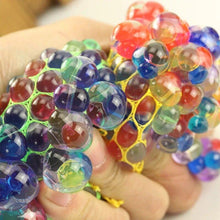 Load image into Gallery viewer, Wholesale Rainbow Squoosh-O's Stress Ball (12 pcs)