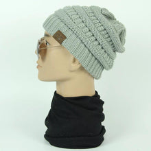 Load image into Gallery viewer, Wholesale CC Fashion Men Ponytail Beanie Winter Warm Hats