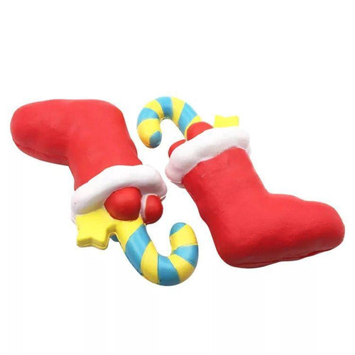 Wholesale Christmas Socks Stress Reliever, Slow Rise Christmas Socks Squishy