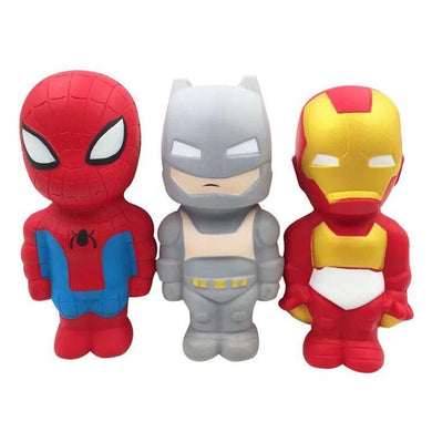 Wholesale Marvel Cartoon Character Stress Reliever, Slow Rise Marvel Cartoon Character Squishy