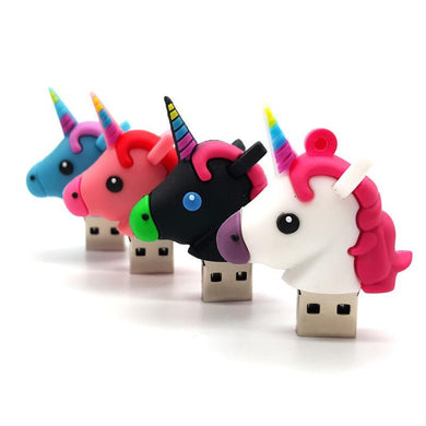 Quality High Storage Unicorn USB Flash Drives