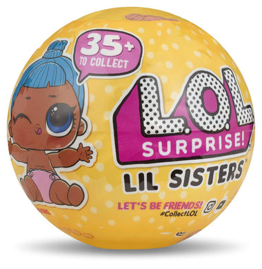 Wholesale L.O.L. Surprise! Surprise Lil Sisters-Series 3 Collectible Dolls