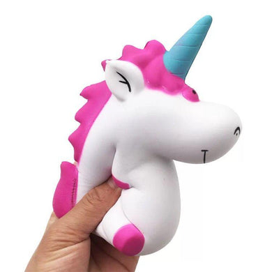 Wholesale Hippo Unicorn Stress Reliever, Kingfansion Scented Squishy