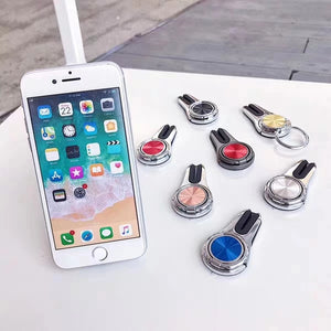 New Phone Ring Stand and Car Vent Holder 3 in 1 Bestseller Phone Grips