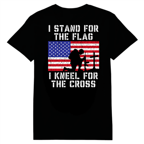 Kneel For The Cross Heat Transfers