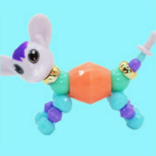 Mouse Twisty Petz Bracelet for Kids Magical Bracelet Beads