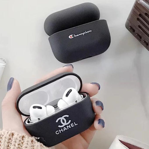 Airpod Pro & Airpod 1/2 Case Cover With Channel And Champion Logos