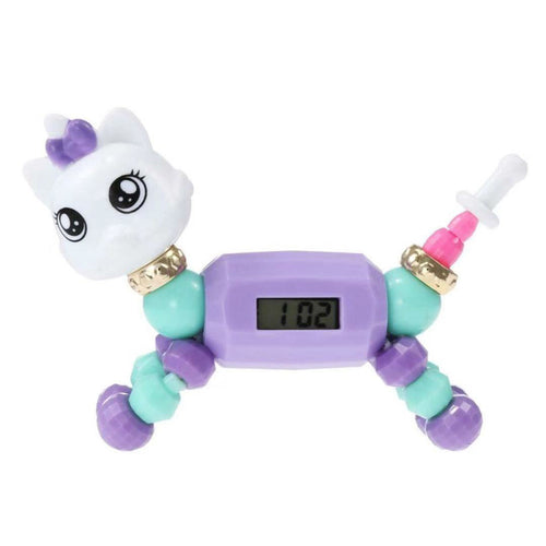 Panda Watch Twisty Petz Bracelet for Kids Magical Bracelet Beads