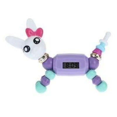 Rabbit Watch Twisty Petz Bracelet for Kids Magical Bracelet Beads