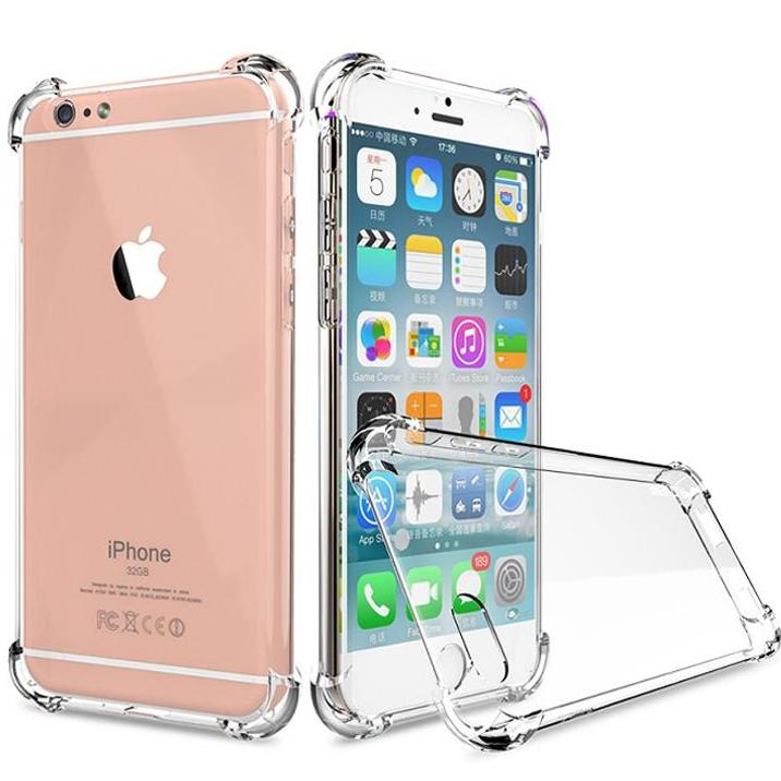 new arrival 7c124 40097 Bestseller Clear Shockproof Protective Phone Case for All IPhone, Samsung,  LG Models