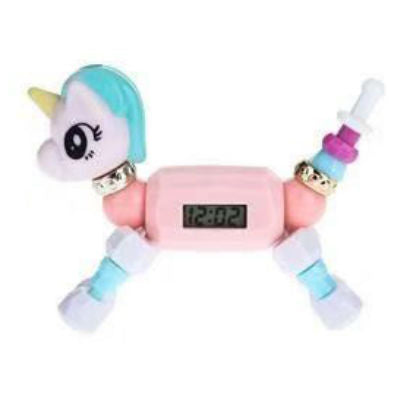 Unicorn Watch Twisty Petz Bracelet for Kids Magical Bracelet Beads