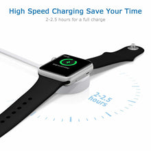 Load image into Gallery viewer, Magnetic Wireless Charging Cable for Apple Watch Series 1 / 2 / 3 / 4