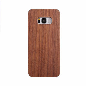 Bestseller Handmade Cherry, Rose, Walnut, Maple, Bamboo Wood Iphone Phone Cases