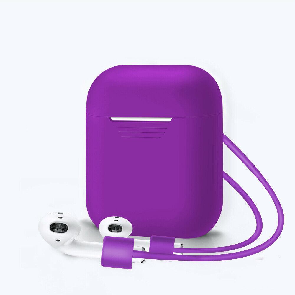 AirPods Silicone Case Covers   Airpod Charging Cases