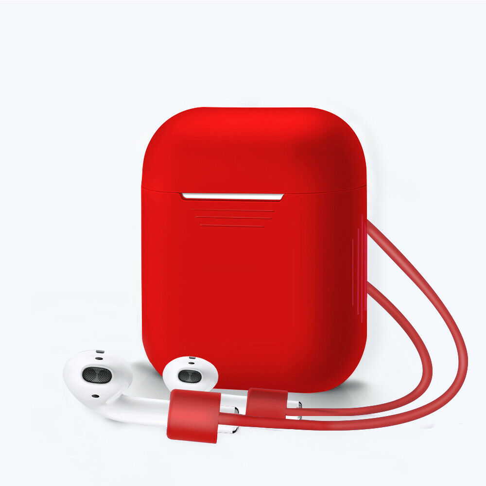 AirPods Silicone Case Covers | Airpod Charging Cases