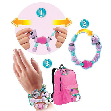 Wholesale Twisty Petz Bracelet for Kids Magical Bracelet - Mix