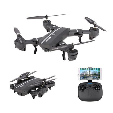 Wholesale 8807W Foldable 0.3MP Camera Wifi FPV Drone