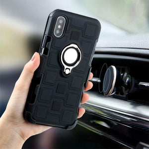 Wholesale iPhone XS MAX Case 3 in 1 Protective Shock Proof Phone Case - All Models