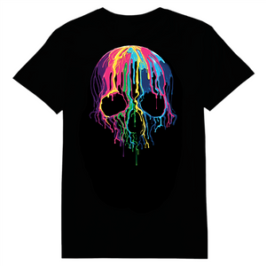 Melting Skull Heat Transfers