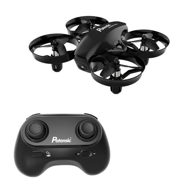 Mini Drone, Potensic A20 RC Nano Quadcopter 2.4G 6 Axis with Altitude Hold Function, Headless Mode Remote Control