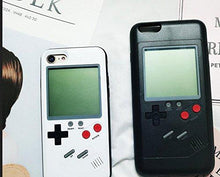 Load image into Gallery viewer, Tetris Game Phone Case, Creative Shockproof Protective HD Screen Iphone Case - All Models