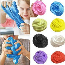 Load image into Gallery viewer, Fluffy Floam Slime Scented Stress Relief No Borax Kids Toy