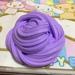 Fluffy Floam Slime Scented Stress Relief No Borax Kids Toy