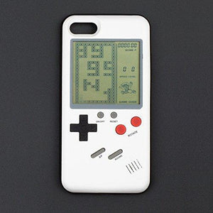 Tetris Game Phone Case, Creative Shockproof Protective HD Screen Iphone Case - All Models