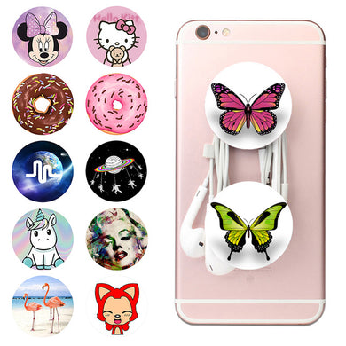 Wholesale All Popular Styles of Nuckees Phone Pop Grip Holder Stands