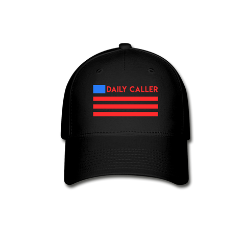 Daily Caller Hat - black