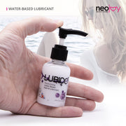 Neojoy Hybrid Lubido Water Based Lubricant With Silicone Touch - 50ml Bottle