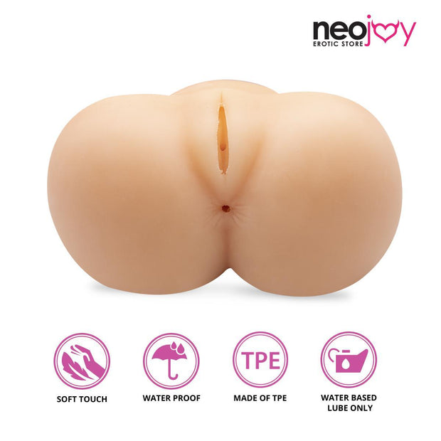 Neojoy Flesh Utopia Sex Doll TPE Realistic Vagina & Ass -Small 2.2kg Realistic Vaginas - lucidtoys.com Dildo vibrator sex toy love doll