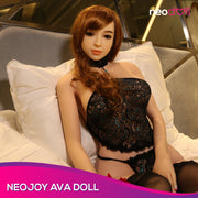 Neojoy Ava Doll - Realistic Sex Doll - 158cm