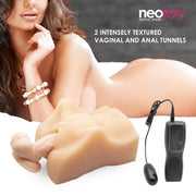 Neojoy Male Pleasure - Vibrating Vagina Masturbator - lucidtoys.com