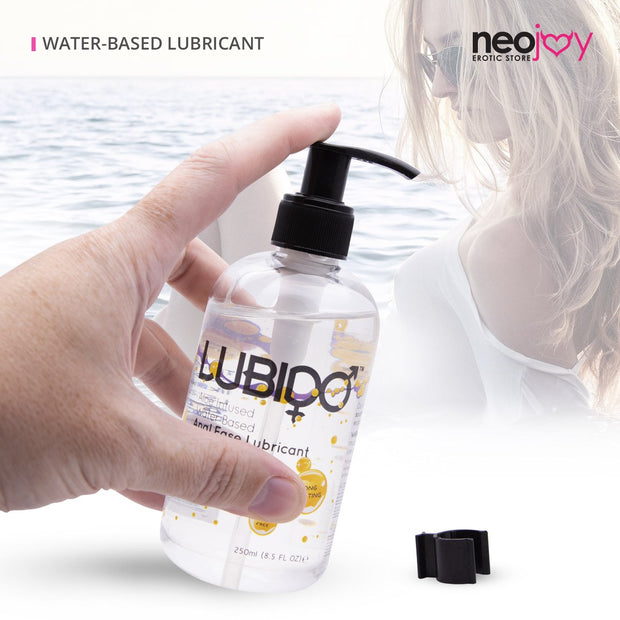 Anal Ease Lubido 250ml Bottle - Lubricant Lube For Anal Sex Lubes - lucidtoys.com Dildo vibrator sex toy love doll