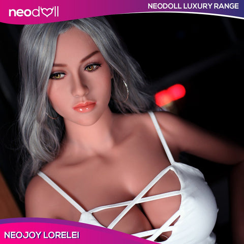 Neodoll Luxury Lorelei - Realistic Sex Doll - 158cm