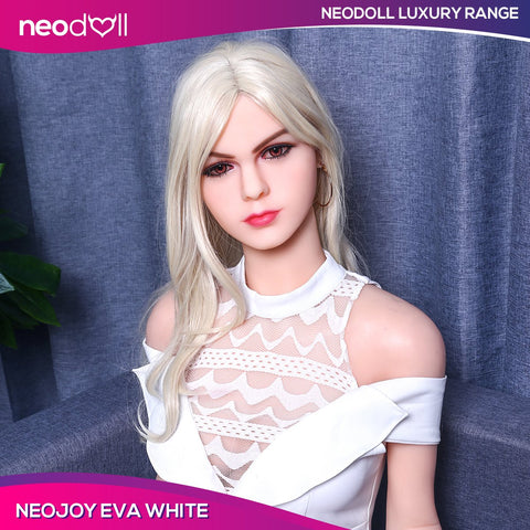 Neodoll Luxury Eva White - Realistic Sex Doll - 165cm