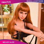 Neodoll Luxury Alice - Realistic Sex Doll - 148cm
