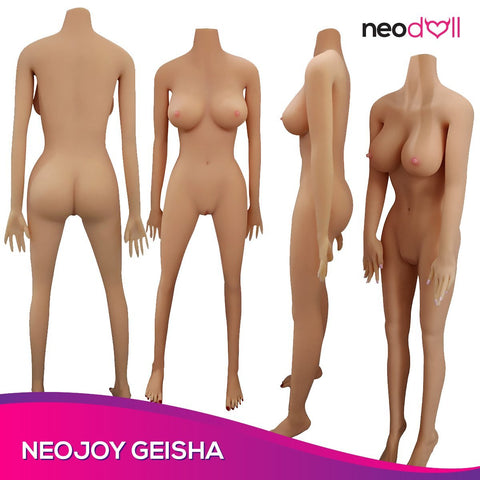Neojoy Geisha - Realistic Sex Doll - 158cm