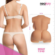 Cute Sex Doll Jane | TPE Material Realistic Butt & Vagina | Neojoy -Realistic Body