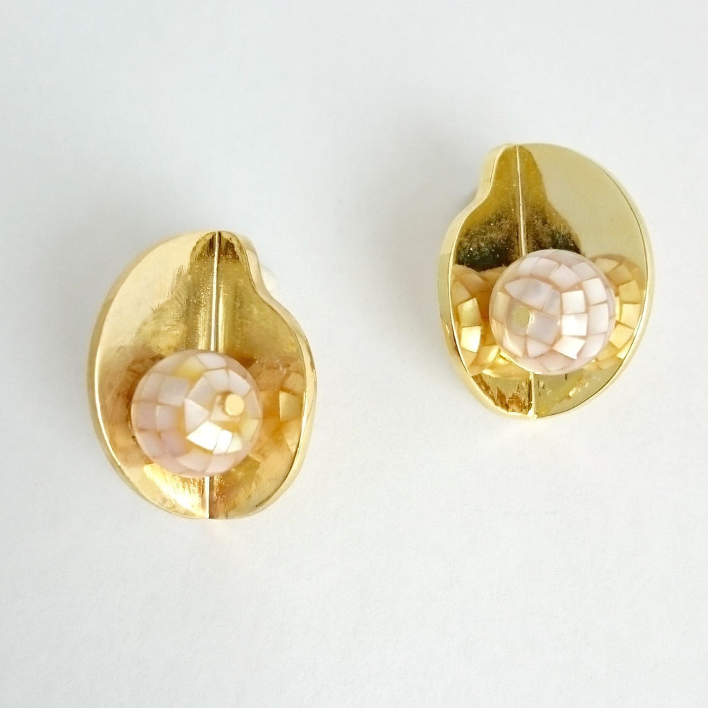 Memphis Earrings-Earrings-Everard & Wang