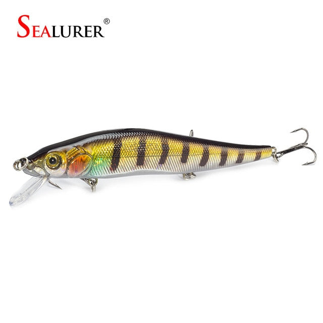 Medium Diving Fishing Lure 3D Eyes
