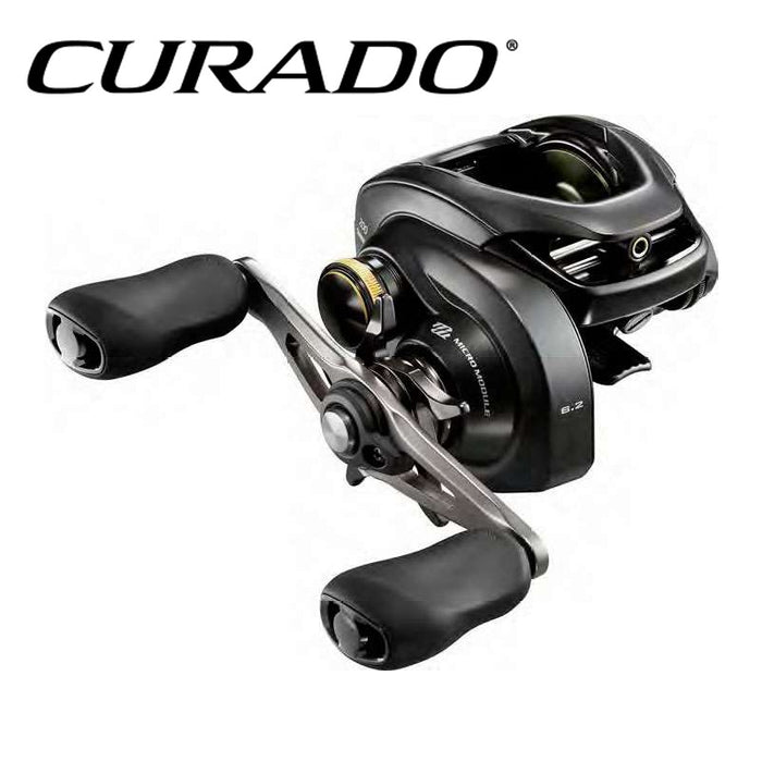 SHIMANO CURADO K Low profile fishing reel