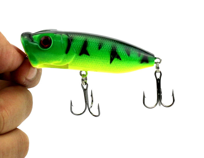 Popper Wobbler Floating crankbait