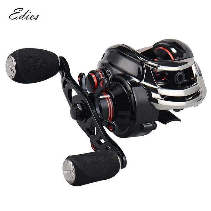 Stealth Carbon Body Baitcasting Reel