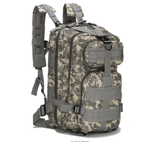 Outdoor Military Rucksacks Nylon 30L Waterproof